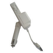 IPOD 3-IN-1 FM Transmitter/Charger/Holder CAR CRADLE