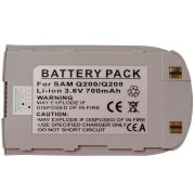 SAMSUNG Q200 BATTERY 700 mAh (Li-ion)